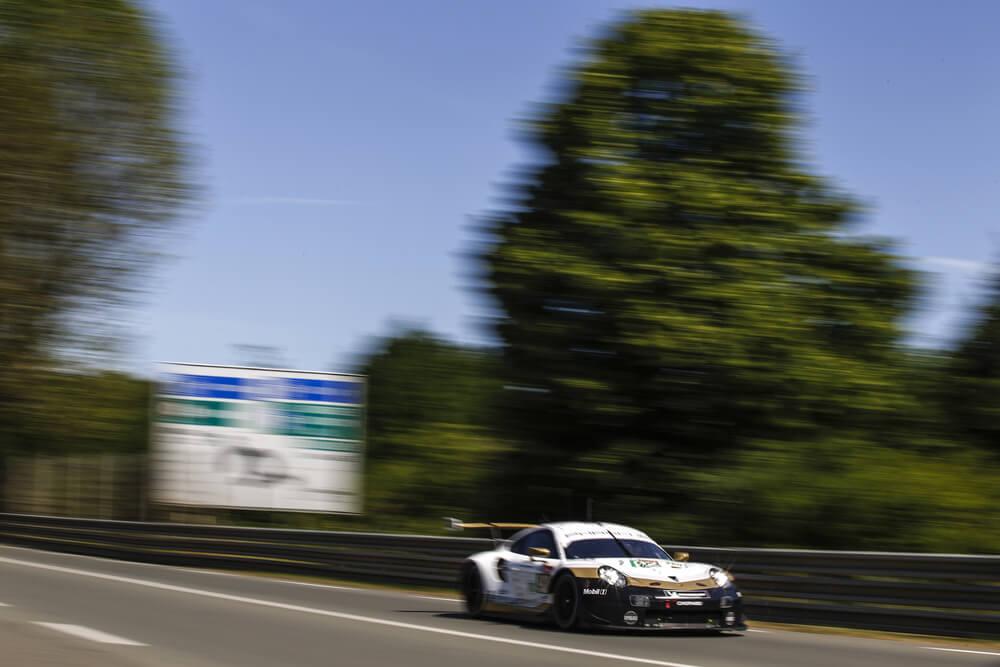 Porsche at World Championship final