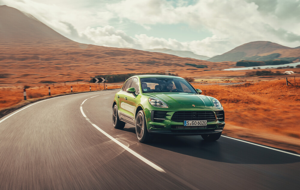 New Porsche Macan security rated as 'Superior' by Thatcham Research