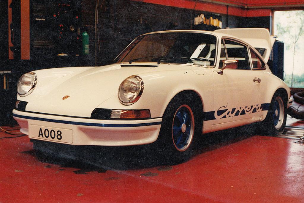 Machtech Porsche tuning