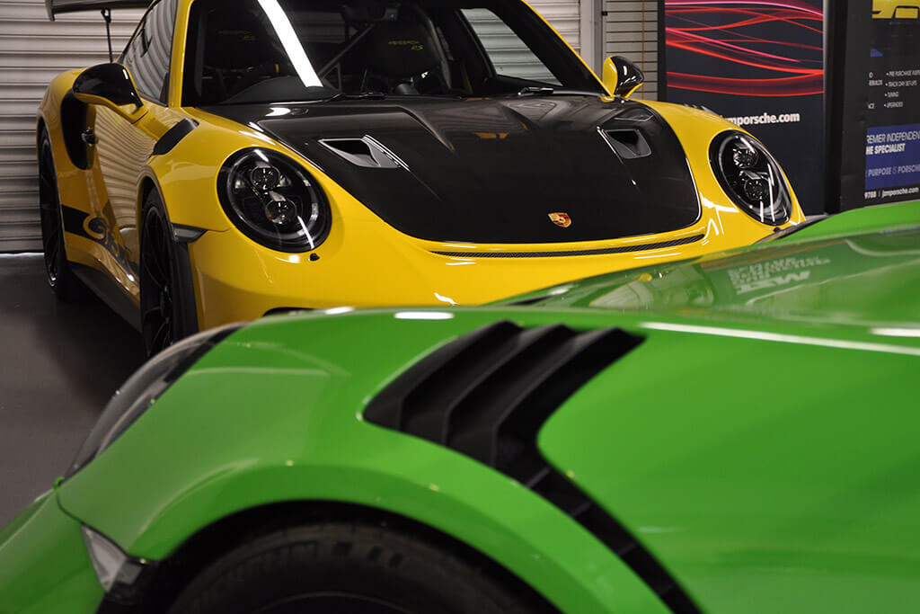 Porsche 911 GTRS's