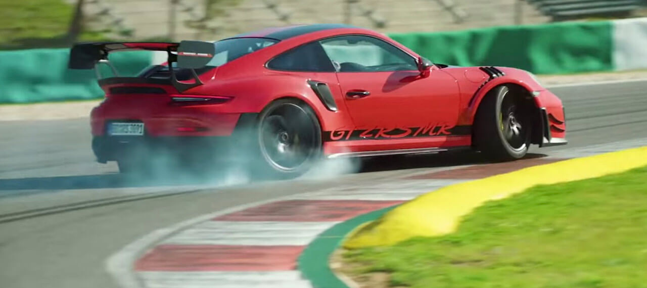 Porsche track tuning